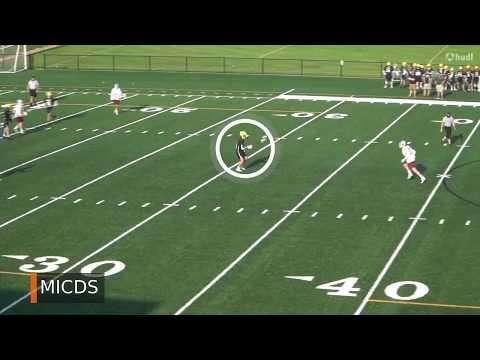 Braeden Williams 2020 D/LSM Junior Highlights (5 Games)