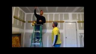 This video is not available. How To Install Storage Shelves In Your Garage