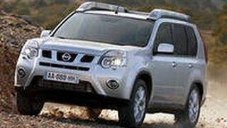 тест драйв Nissan X Trail