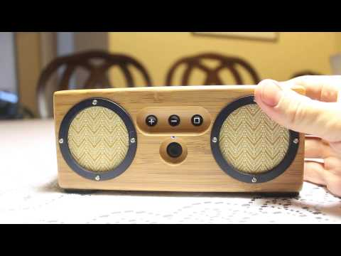 Bongo Bluetooth Speaker Review - Music on the Go with Style!