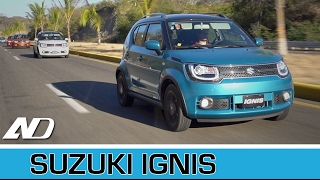Suzuki Ignis Nano SUV - Primer Vistazo en AutoDinámico(Rango de precios: $194990 - $233990 MXN Gabo Salazar te presenta lo último en autos en México y el mundo. facebook.com/autodinamicomx ..., 2017-02-09T15:00:02.000Z)