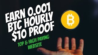 Earn 0.001 Bitcoin Hourly BtcFury Review New Bitcoin Mining Site 2019 | Earn Daily 10$ Live Proof