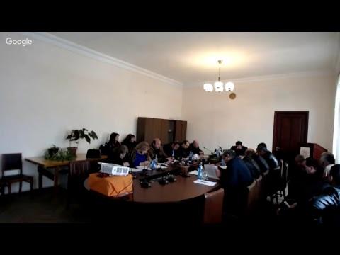 Ավագանու նիստ 15․02․2018