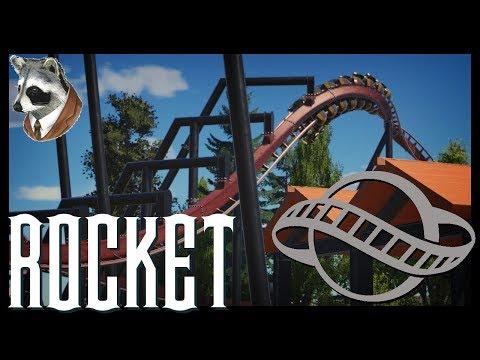 Rocket   B&M Inverted Coaster   Planet Coaster