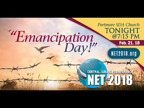 "Net 2018 - ""Emancipation Day"""
