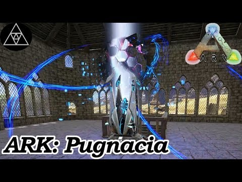 Modded ARK Pugnacia #36 ►Blueprint Maker & Ascension Portal! Max Level Primal Spino!