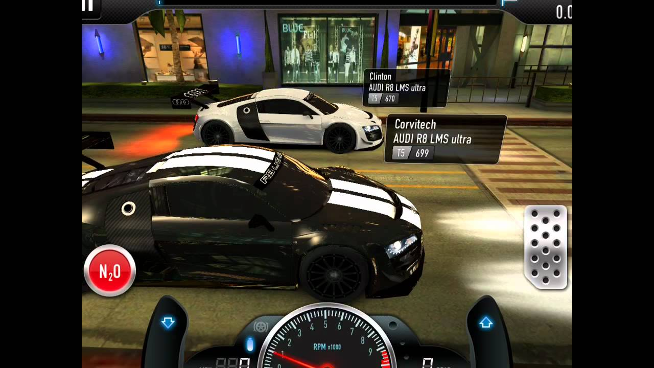 Audi r8 lms ultra csr 4