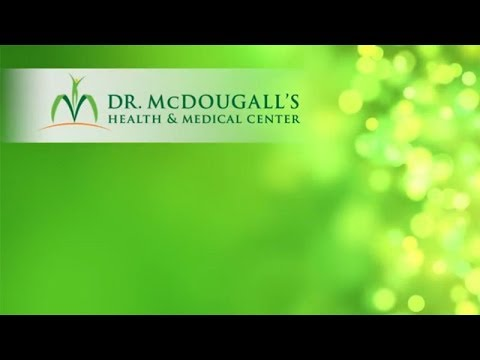 Dr. McDougall, Q&A Session, Webinar 09/21/17