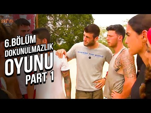 2.Dokunulmazlık Oyunu 1.Part | 6 Bölüm | Survivor Türkiye - Yunanistan