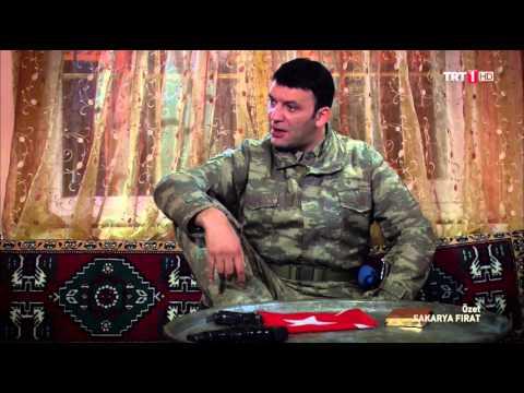 Durali Başçavuş'un PKK yı tehdidi