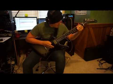 Arsis - Worship Depraved Guitar Cover