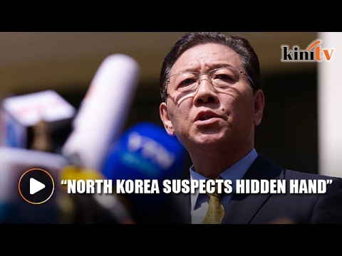 North Korea: We cannot trust Malaysian police investigation