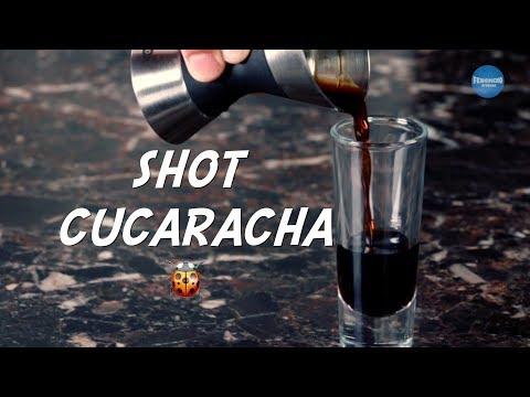 SHOT DE CUCARACHA-Juevebes