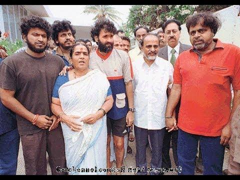 kannada actor Dr rajkumar unseen family photos