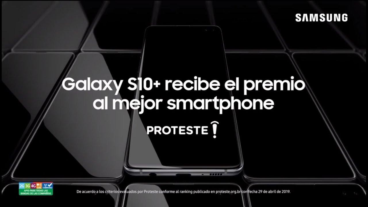aca7475d60f Samsung - Galaxy S10 es el Smartphone que sorprende. - YouTube