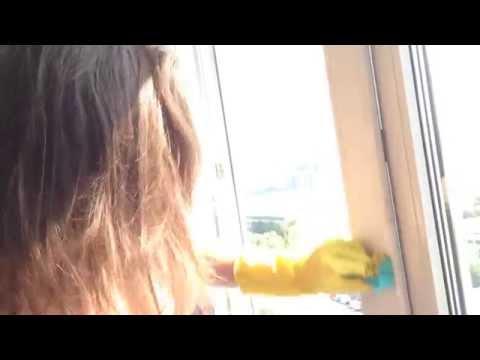 Как отмыть окна от скотча - чем оттереть липкий клей от пластиковых окон