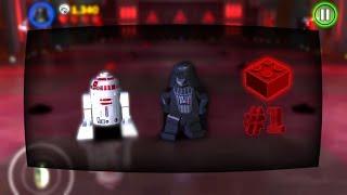 Lego Star Wars Saga Completa | Red Bricks | 1° Capítulo  episódios 1,2,3,4,5,6.