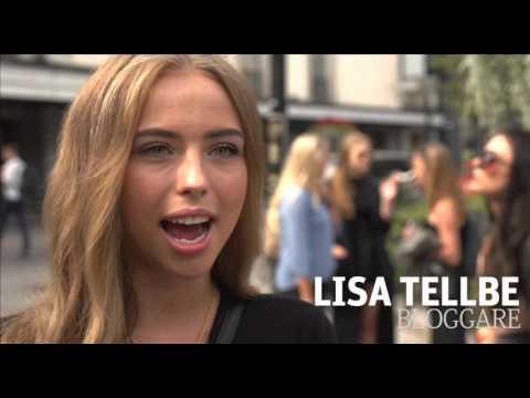 Bakom kulisserna på Stockholm Fashion Week