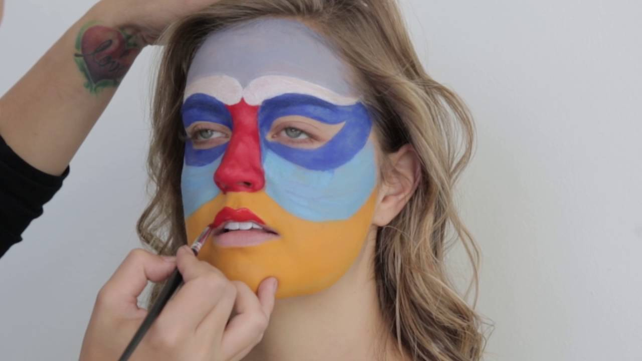 Diy 'wicked' makeup tutorial | showtickets. Com.