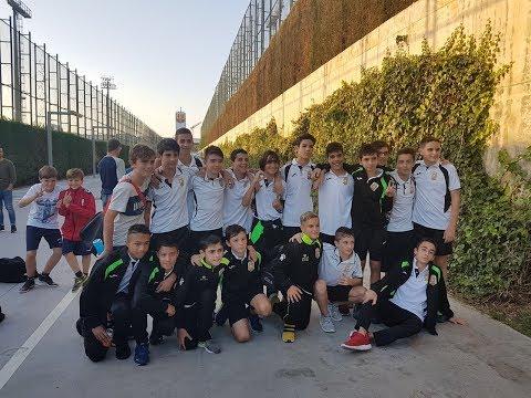 Partido Infantil prefeferente G1 Sp&Sp vs Fc Barcelona 18 marzo 2018