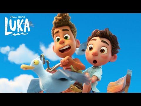LUKA   Trailer #1   2021
