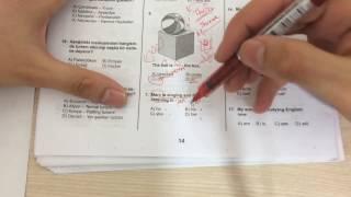 Açık Öğretim Lisesi Sınavı İngilizce - 1