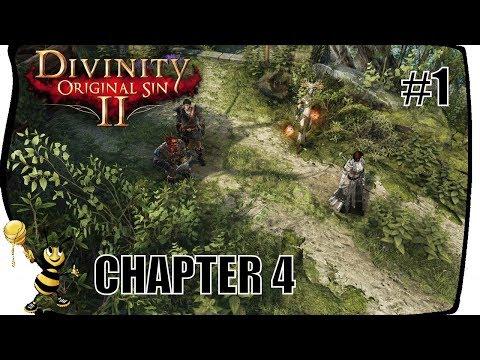 DIVINITY ORIGINAL SIN 2 Gameplay Walkthrough | CHAPTER 4 MASTERING THE SOURCE Part 1 (#9)
