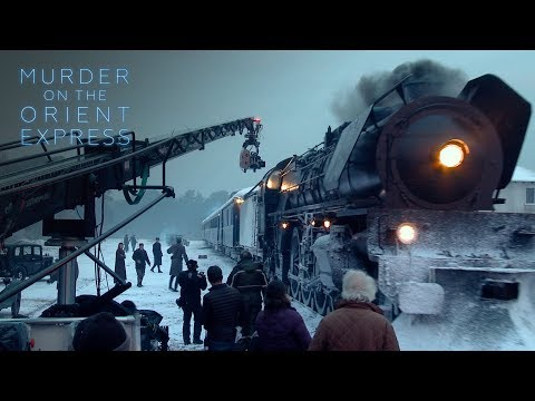 Murder on the Orient Express   Behind The Scenes   20th Century FOX