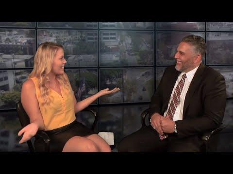 Los Angeles Attorney, Arash Hashemi,  featured on Westside TV
