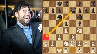 The Bar and Library Immortal || Nakamura vs Duda || Chess.com Speed Chess Championship