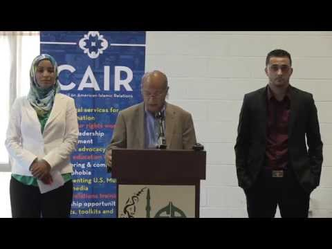 CAIR, Md. Community Leaders Announce 4100+ Letters to Senators on Gaza