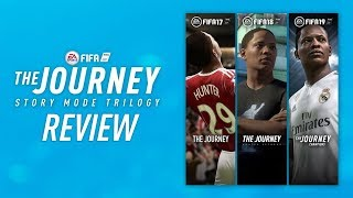 FIFA The Journey Trilogy Review - FIFA 17/18/19 Bundle
