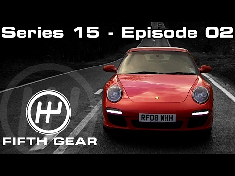 Fifth Gear: Series 15 Episode 2