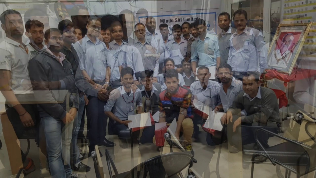 POKA YOKE WORKSHOP MINDA SAI HARIDWAR 11 Nov, 2016 - YouTube Wiring Harness Company In Haridwar on
