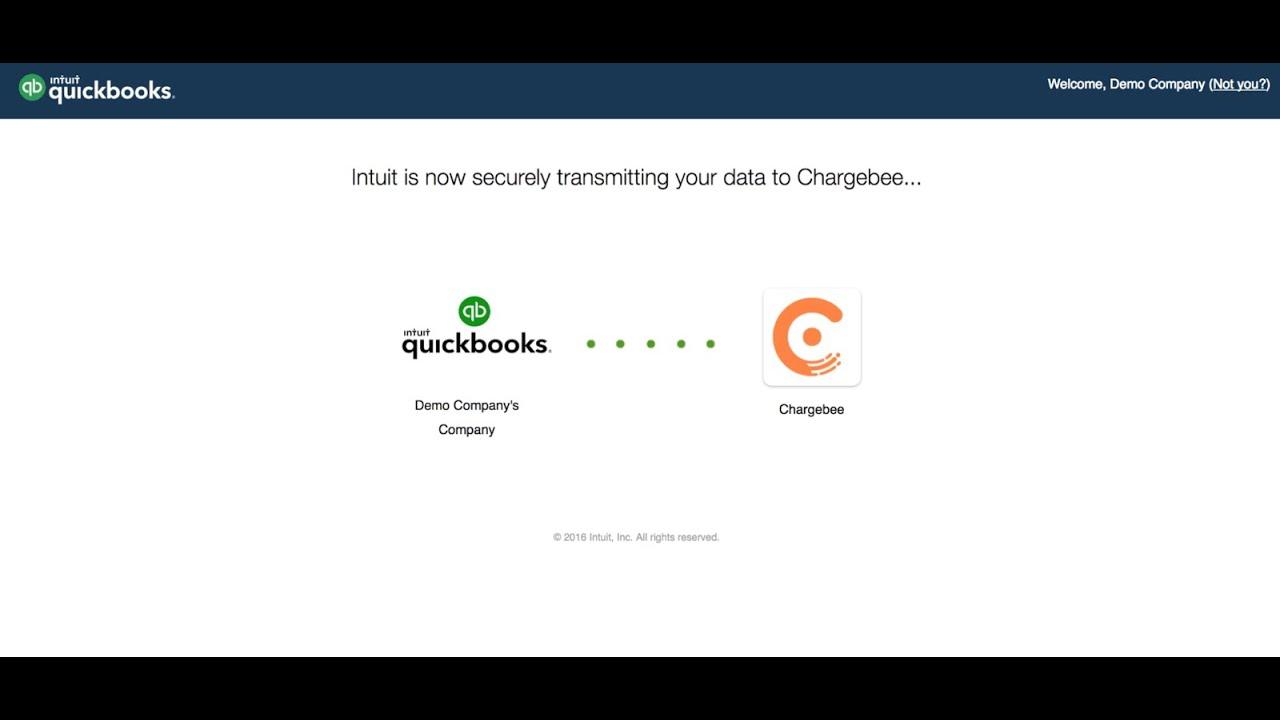 Chargebee-QuickBooks Online Integration - Chargebee Docs