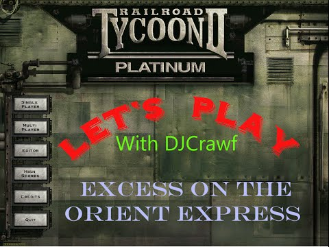 Railroad Tycoon 2 - Excess on the Orient Express - Episode 3 (21)