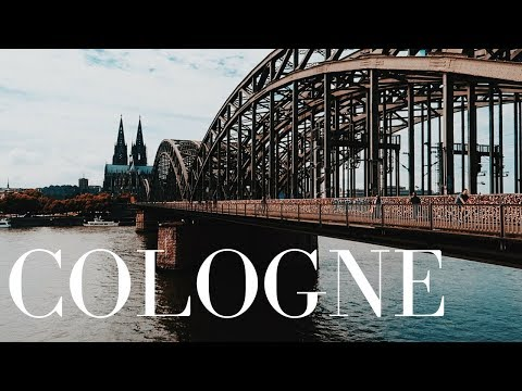 SHORT STAY IN COLOGNE, GERMANY | TRAVEL VLOG