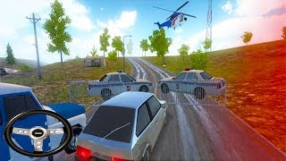 Driving simulator VAZ (Russian Car Driver) - Awsome Car Driving Game - Android GamePlay HD