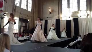 Kansas City Bridal Show with Tarah: Union Station. 1-29-12