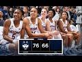 UConn Women's Basketball Highlights v. Cal 12/22/2018