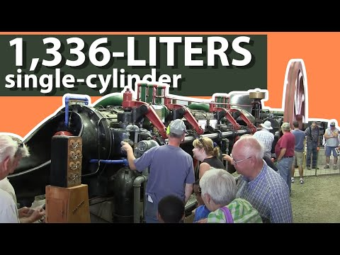 9 Big Engines With Few Cylinders