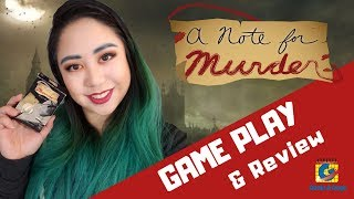 A Note for Murder by Puzzling Pixel Games (How to Play and Game Review)