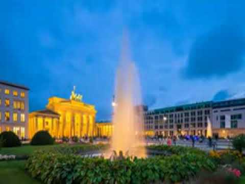 Beautiful Berlin City of Germany