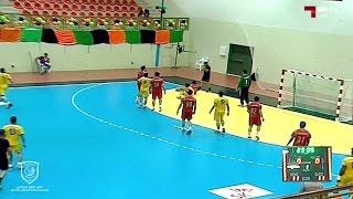 الشوط الأول | لخويا 31 - 21 النفط والغاز الإيراني | البطولة الآسيوية لكرة اليد