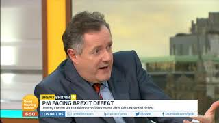 Piers Morgan: If They Try to Reverse Brexit, All Hell Will Break Loose