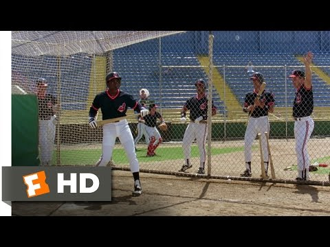 Major League 110 Movie   I've Been Cut Already? 1989 HD