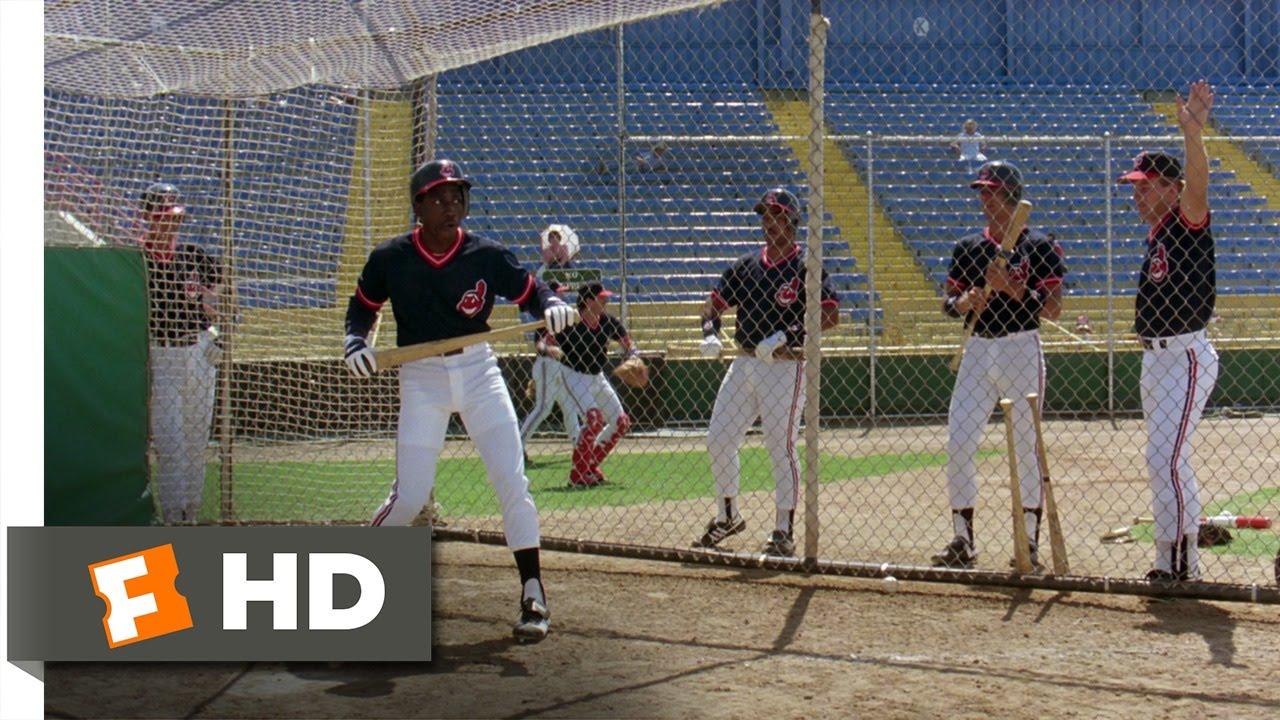 Major League (1/10) Movie CLIP - I've Been Cut Already? (1989) HD image