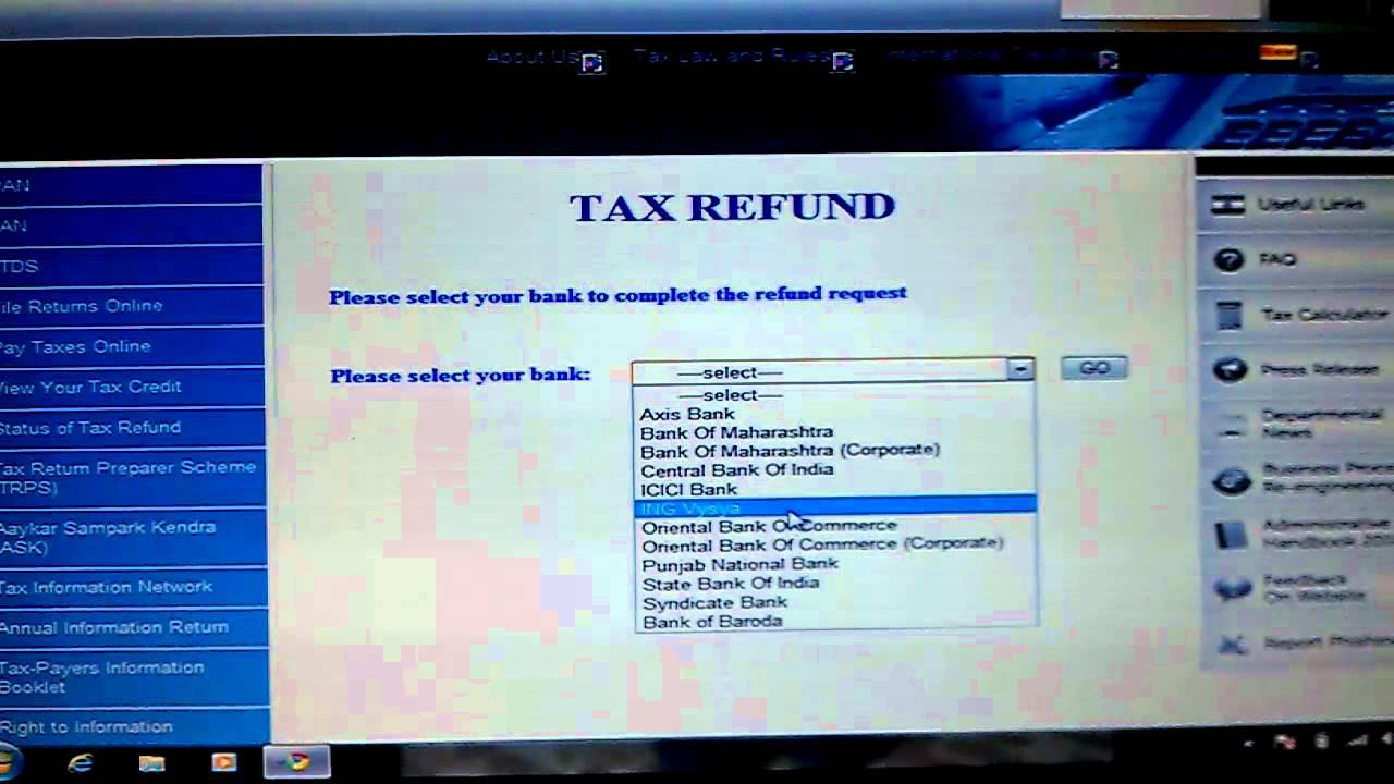 fake tax return generator Fake Income Tax return Website India - YouTube
