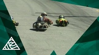 Street Luge Racing in San Francisco