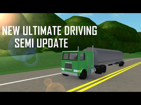 NEW UD UPDATE!! | ROBLOX - Ultimate Driving Westover Islands